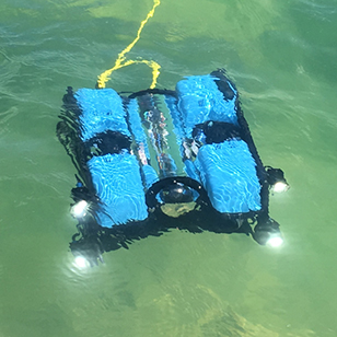 Aquatic drones can run into challenges in extreme circumstances.